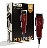 Wahl Balding Cortapelo, color rojo