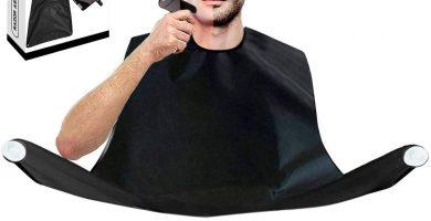 Capa para cortar pelo