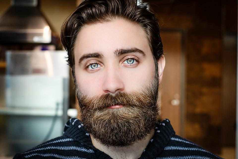 Barberia, corte de pelo, barba completa