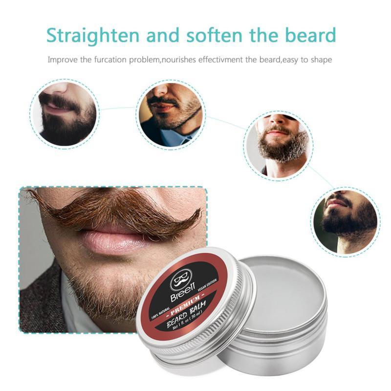 balsamo para barba, accesorios barberia