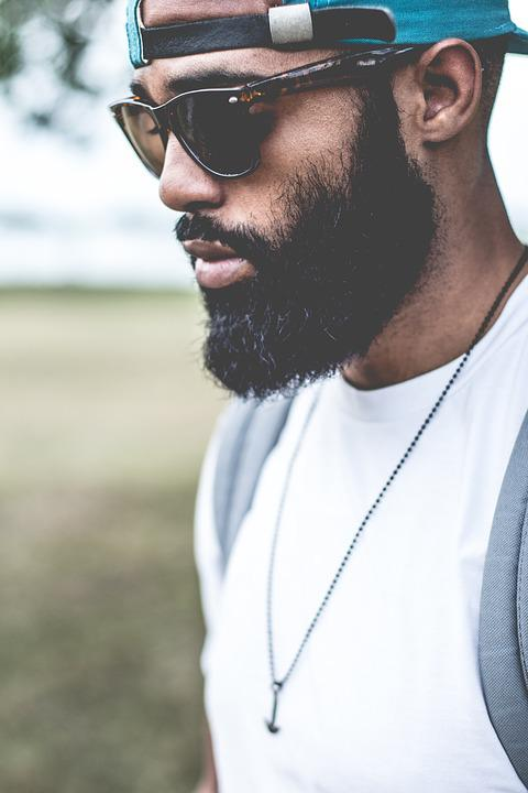 barba de barberia, barba original