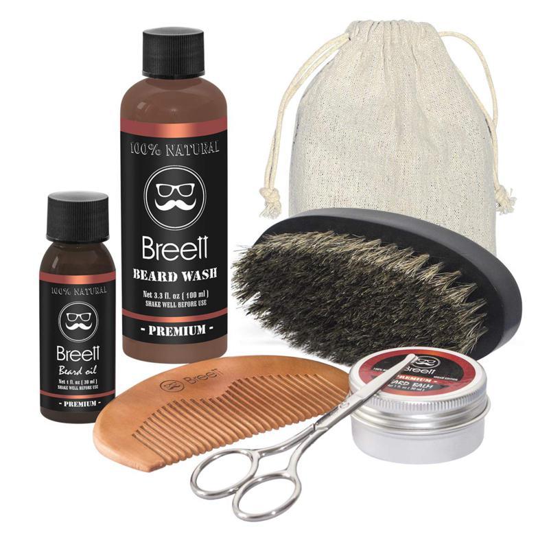 kit para barba, barber shop, barberia