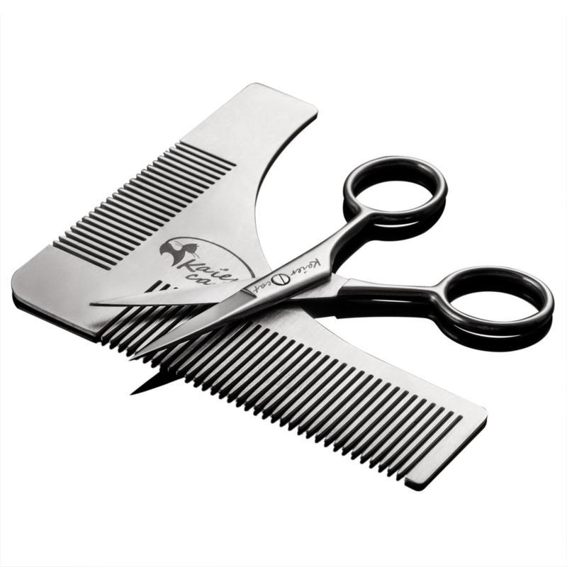 tijeras de barberia
