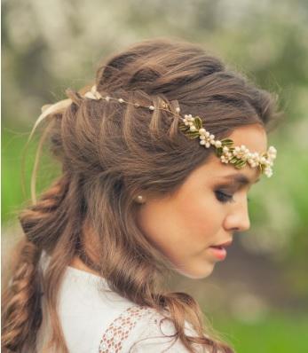 peinados romanos mujer